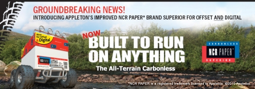 NCR CARBONLESS sold by Lowers Industries